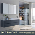 2017 Vermont grey bathroom furniture