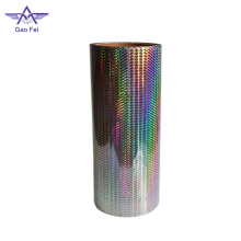BOPP thermal lamination 3D hologram film