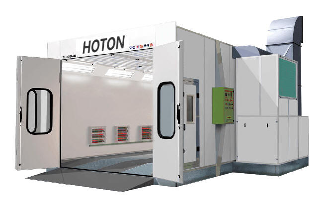PAINT BOOTH Series HC-ZD260C Spray Booth