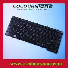 Notebook Keyboard For Toshiba Satellite Keyboard Replacement M500 M501 M505 Series