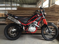 Chongqing 200cc tricker dirt bike motorcycle