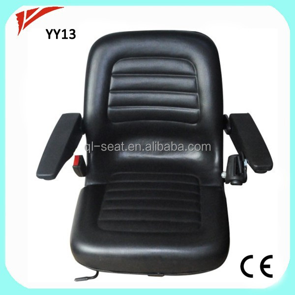 Professional factory made Deluxe industrial heavy equipment 4x4 UTV seat excavator seat
