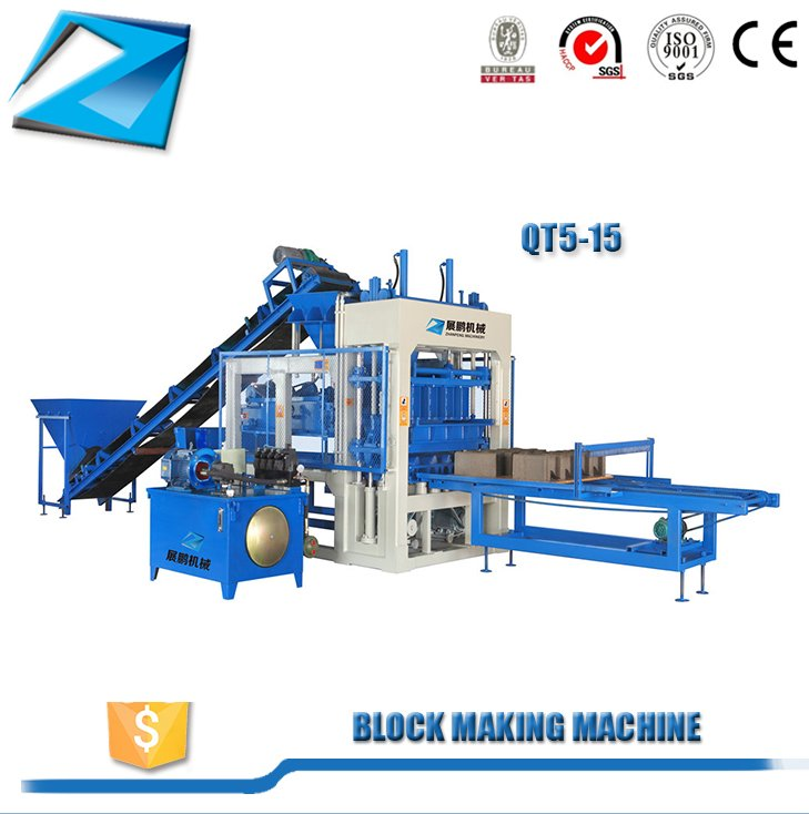 Made In China Fully Auto Brick Making Machine Clay Brick Drying Machine