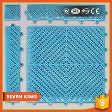 QINGDAO 7KING interlocking folding plastic pvc floor mat tiles
