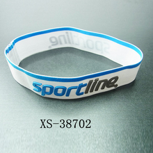New products mens rubber headband sport hair accessories