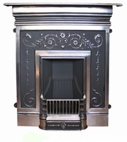 Insert,freestanding installation type and wood fireplaces type indoor fireplace made in china