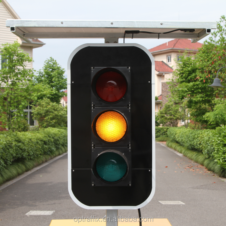 Bespoke Led Traffic Signal Light Safety Stop Signs For