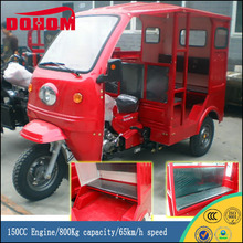 Heavy Loading 150CC Engine Electric Tricycle For Passenger Seat