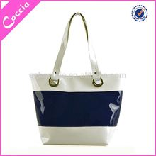Best quality double polyester cosmetic bag wholesale market non woven toiletry cosmetic case