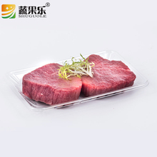 Seafood And Meat Packing Transparent Vacuum Formed Tray