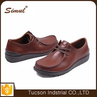 trendy design handmade mens leather shoes