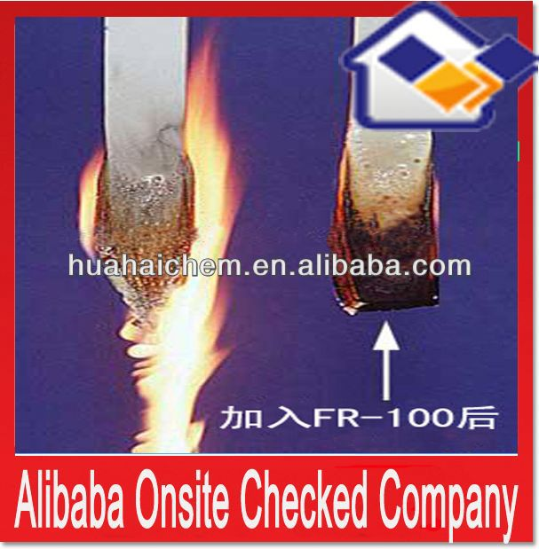 new flame retardant 2013 used in emulsifiers chemical name