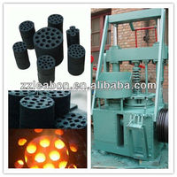 Honeycomb Coal Briquette Machine for making BBQ
