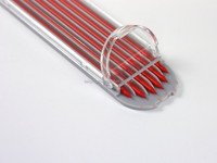 hot hi-polymer mechanical pencil leads 120mm long leads with free sample