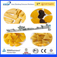 3D Fried Bugles Machine/Crispy Chips Machine with Vinci Model Food Extruder
