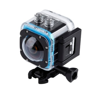 H9 30M waterproof Sport camera with 360 view angle with 3D vr function OTUS +0330