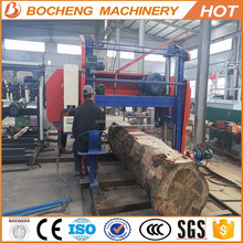 Large oversize logs cutting machine horizontal band saw mills for sale
