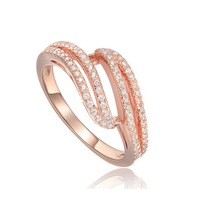 OEM jewelry gold finger ring without stone