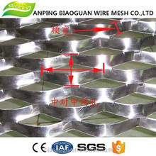 stainless steel screen expanded high strength metal mesh