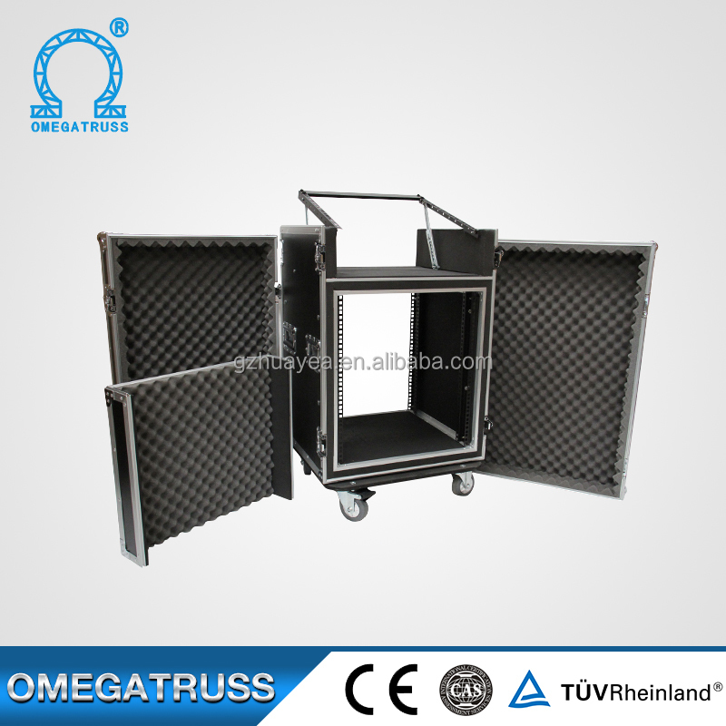 Practical and convenient multifunction aluminum flight case hardware