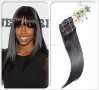 2015 Hot Selling Virgin Wholesale Unprocessed Malaysian Straight Hair