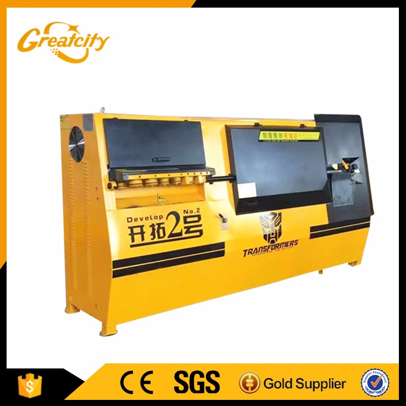 China High quality Cheap automatic steel rule bending machine/steel rebar bending machine for hot sale