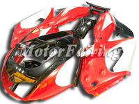 for yamaha yzf1000r 2003 1996-2007 yzf thunderace yzf 1000 r 96 97 98 99 00 01 02 03 04 05 06 07 YZF1000R bodykit red white