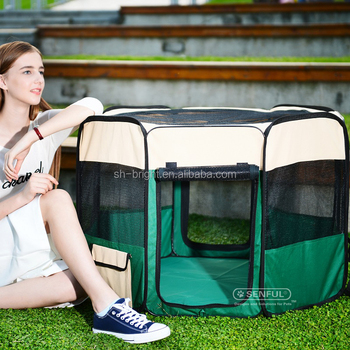 high quality exercise cage for dog