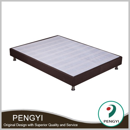 Hotel Canopy Bed Frame With Wooden Bed Slats Buy Bed