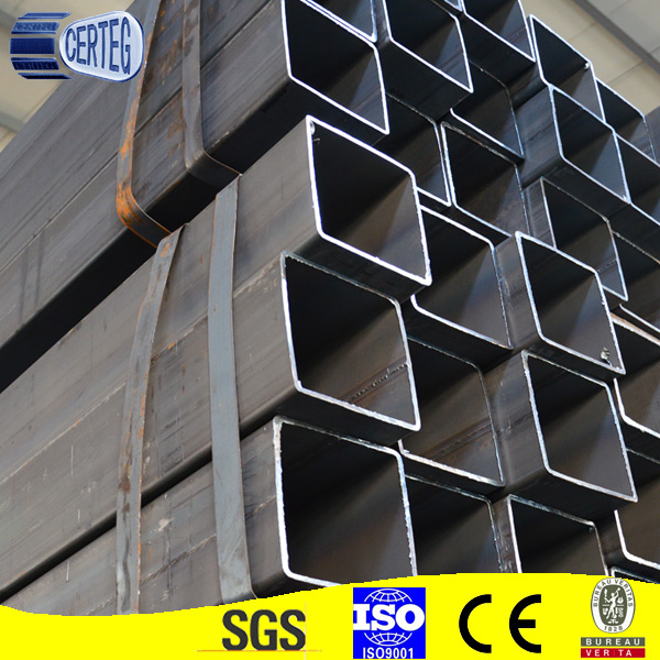 IN CHINA GOLD Suppliers Hollow Sectron , square pipe , square tube with low price