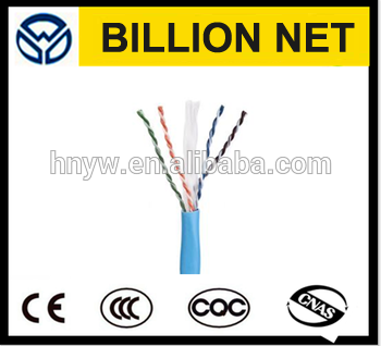 China Oem cable supplier Cu Conductor 10gb ethernet 4 pair cat6 Data Communication Cables