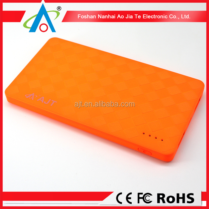 Wholesale China factory high quality power bank