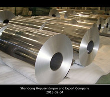 Large roll of cold forming aluminum foil raw material made in China