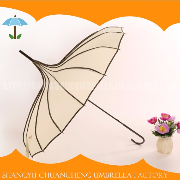Sex beautiful picture UV protection girl umbrella
