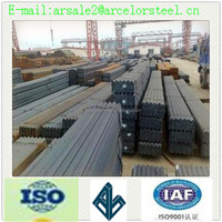 factory supply steel angle iron weights of steel slotted angle