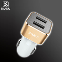 Cellphone accesories custom logo car charger multi port for iphone 5