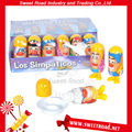Yellow People Sour Spray Liquid Candy Sweets