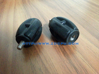 Rubber buffers anti vibration spring mounts