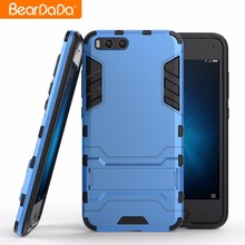 Oem Welcome tpu pc kickstand mobile phone back case cover for xiaomi mi6