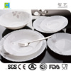 High Quality Opal Glassware 72 pcs Dinner Set