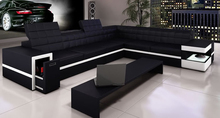 Hot sales R19 with light case modern furniture Sofa