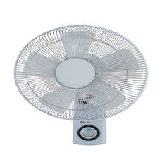 Home appliance new design 90 oscillating powerful wind 16 inch wall fan