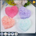 Heart shape essential oil handmade soap