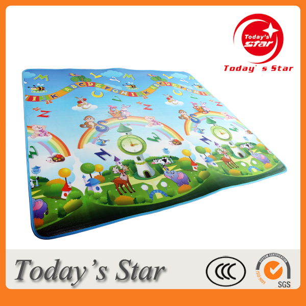 Waterproof Baby Crawl Educational Play Mat