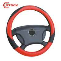 wholesale pu wave pattern amazon steering wheel cover