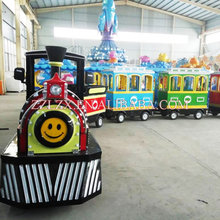 Kiddie Ammusement Small Train You Can Ride For Sale