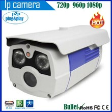 HOT SALE!Tollar Outdoor bullet IR night vision HD 720P/960P security onvif outdoor camera