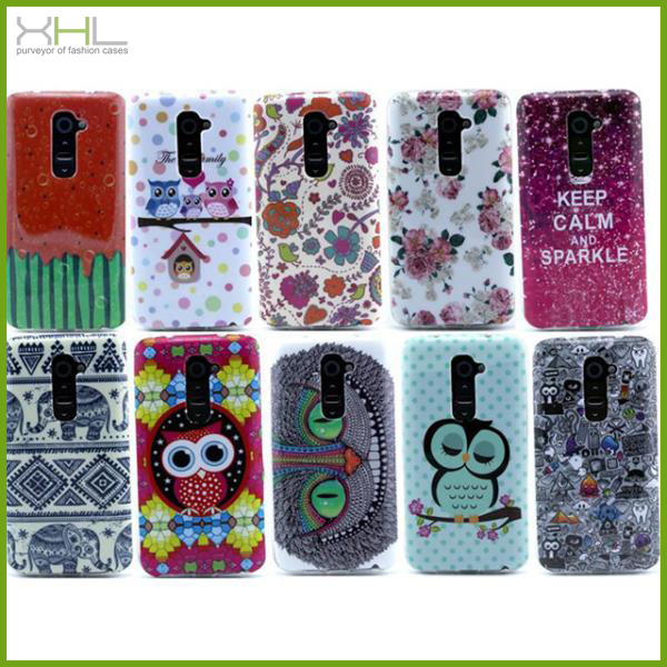 Fashion IMD cell phone case cover for lg g2