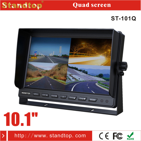small size 10 flat screen 10 inch car lcd tv monitor 12 volt with hdmi input buy lcd monitor. Black Bedroom Furniture Sets. Home Design Ideas