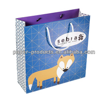 Wholesale lovely kids decorate gift paper bag
